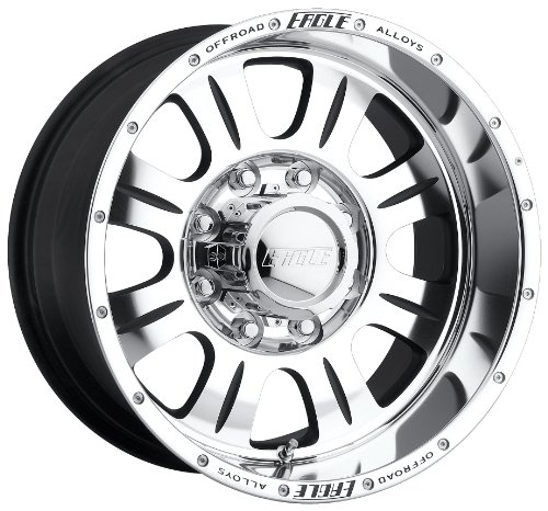 Eagle Alloys 140 Polished Wheel (17x8