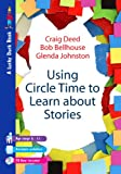img - for Using Circle Time to Learn About Stories (Lucky Duck Books) book / textbook / text book