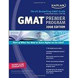 Kaplan GMAT 2008 Premier Program (w/ CD-ROM) (Kaplan GMAT Premier Program (w/CD)) ~ Kaplan