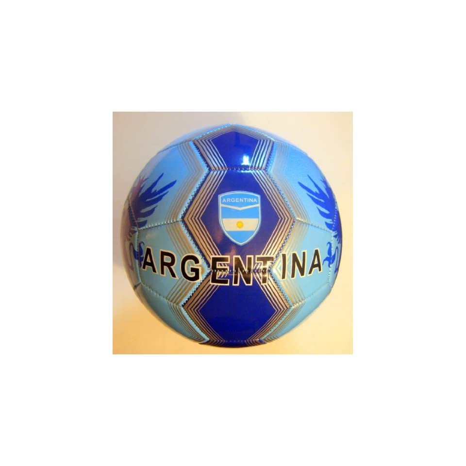 Argentina BEAUTIFUL Premium HIGH QUALITY Size 5 Soccer Ball
