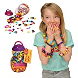 B. toys – Official Pop Arty! Beauty Pops – Pop Beads Jewelry Making Kit for 4, 5, 6, 7 Year Old Girls – BPA Free Necklace Bracelet Rings Creativity DIY Set – Arts and Crafts Gifts for Kids (500PCS)