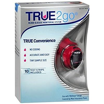 TRUE2go Blood Glucose Starter Kit