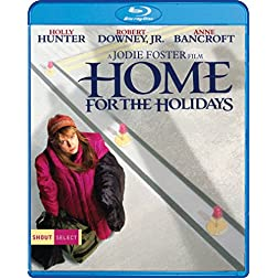 Home For The Holidays [Blu-ray]