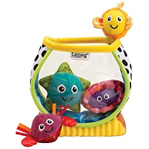 Tomy Lamaze My First Fishbowl