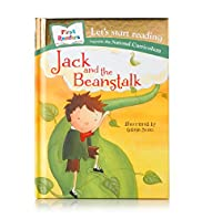 Jack & The Beanstalk Story Book