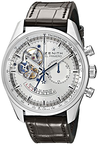 ZENITH CHRONOMASTER OPEN POWER RESERVE 03.2080.4021/01.C494 GENTS WATCH
