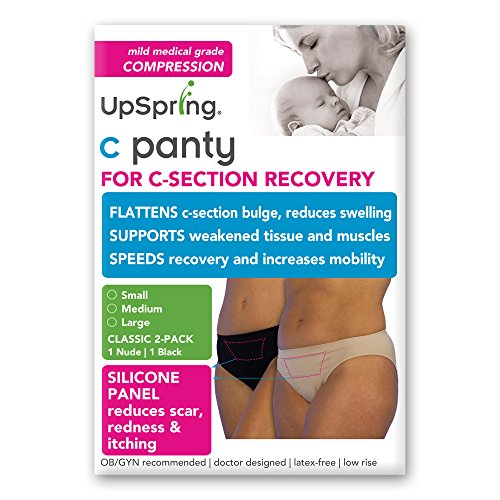 6391e1c127 UpSpring Baby C-Panty (2-Pack) Classic Waist C-Section - Import It All