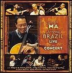 オブリガード・ブラジル~ライヴ・イン・コンサート(初回生産限定盤)(DVD付)