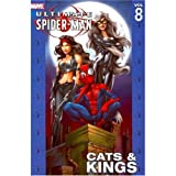 img - for Ultimate Spider-Man Vol. 8: Cats & Kings book / textbook / text book