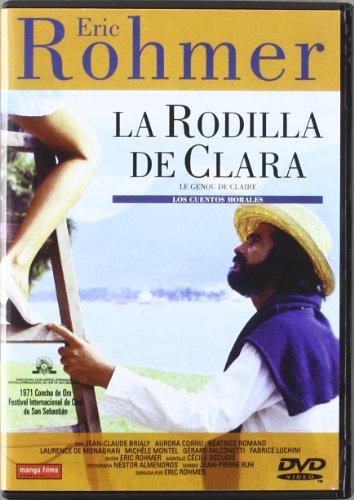 La Rodilla De Clara [DVD]