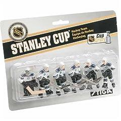 Stiga Los Angeles Kings Table Rod Hockey Players by Stiga