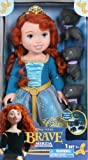 Disney Princess Merida Toddler Doll