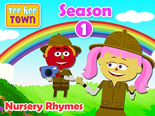 Teehee Town Nursery Rhymes - Season 1