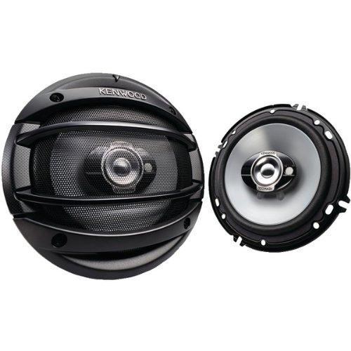 Kenwood Kfc-1664S 6-1/2-Inch 3-Way Sport Series Coaxial Car Speakers