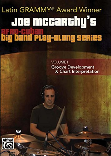 Joe Mccarthy'S Afro-Cuban Big Band Play-Along Series Volume Ii [Instant Access]