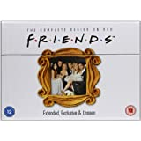 Friends - Season 1-10 Complete Collection (15th Anniversary) [DVD]by Jennifer Aniston