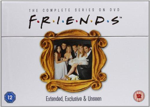 Friends:Season 1-10 Complete [Reino Unido] [DVD]