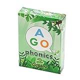 AGO カードゲーム・フォニックス レベル2 AGO Card Game Phonics Green (Level 2)