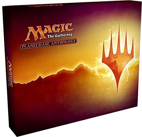 2016 Planechase Anthology - Magic the Gathering (Wooky Entertainment Inc compare prices)