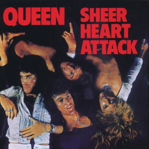 Sheer Heart Attack artwork
