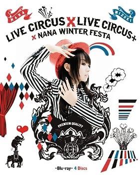 NANA MIZUKI LIVE CIRCUS×CIRCUS+×WINTER FESTA(多売特典なし)