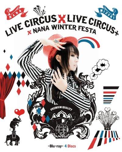 NANA MIZUKI LIVE CIRCUS×CIRCUS+×WINTER FESTA(仮) [Blu-ray]