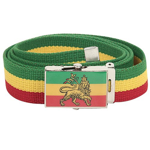 Rasta Belt-Lion