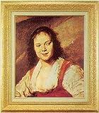 絵画 ハルス ジプシーの女