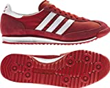 Adidas - Sl 72 Mens Shoes In Core Energy/White/Light Scarlet, Size: 9.5 D(M) US Mens, Color: Core Energy/White/Light Scarlet