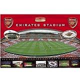 Arsenal(アーセナル) オフィシャル ポスター Emirates Stadium サッカー サポーター グッズ ポスター [並行輸入品]
