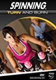 Spinning® Fitness DVD Turn And Burn, Full Color, 7195