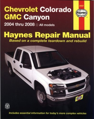 haynes-repair-manual-chevrolet-colorado-gmc-canyon-2004-thru-2008