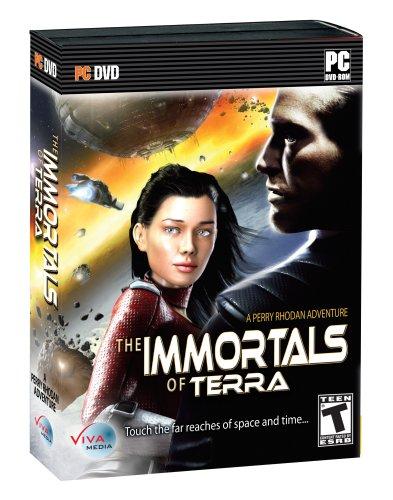 The Immortals of Terra: Perry Rhodan Adventure