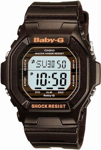 CASIO (カシオ) 腕時計 Baby-G Brown Colors ブラウンカラーズ BG-5604-5JF レディース