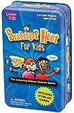 Scavenger Hunt for Kids Tin
