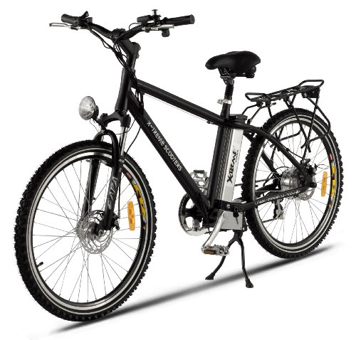 X-Treme Scooters Men'S Lithium Electric Powered Mountain Bike (Black)