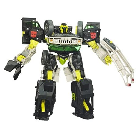 Transformers Voyager - Autobot Ratchet by Transformers