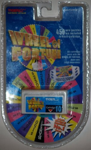 Wheel of Fortune Cartridge 10