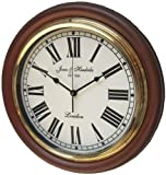 Home Decor Antique Style Wall Clock ANTIQUE LOOK QUARTZ HIGH TORQUE MOVEMENT