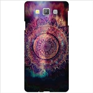 Printland Designer Back Cover for Samsung Galaxy A7 SM-A700FD Case Cover