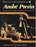 Andre Previn (Recordmasters) (071100370X) by Greenfield, Edward