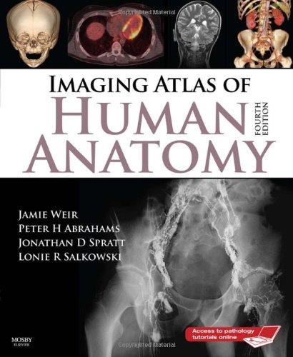 Imaging Atlas of Human Anatomy, 4e