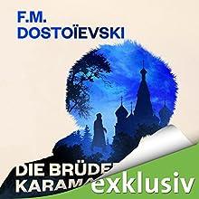 Die Brüder Karamasow Hörbuch von Fjodor M. Dostojewski Gesprochen von: Oliver Rohrbeck