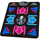 Flash Dancer Plug N' Play DDR Max Dance Revolution Tv Pad Mat (No Console Required) Built in Songs /W Ac Adapter