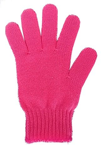 カラー手袋 №5Sピンク 1双