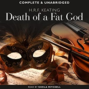 Death of a Fat God | [H.R.F. Keating]