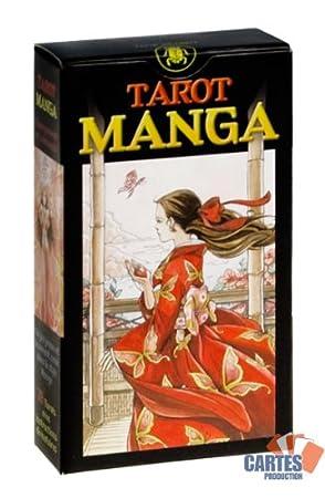 Tarot Manga - le jeu