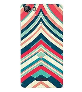 EPICCASE a mountain Mobile Back Case Cover For Micromax Canvas 5 E481 (Designer Case)