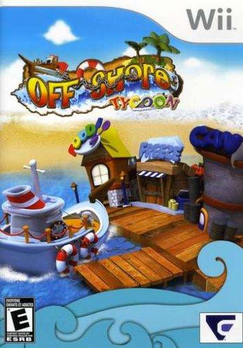 Offshore Tycoon - Nintendo Wii - 1