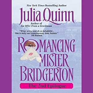 Romancing Mister Bridgerton Audiobook